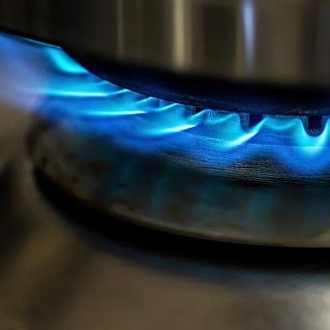 Cocina de vitrocerámica vs gas