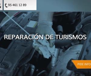 Talleres de automóviles en Sevilla