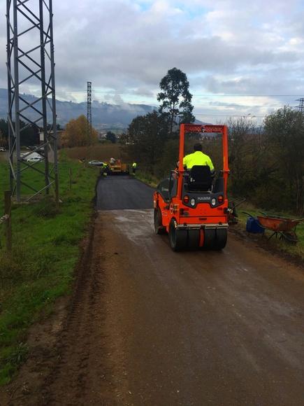 Empresas de asfalto Asturias  Asfaltos Sala