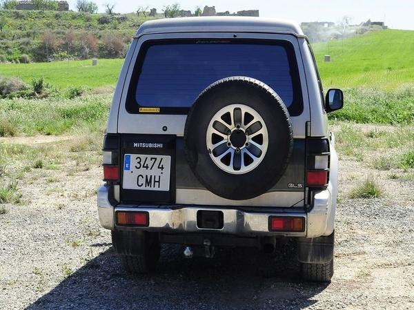 Mitsubishi : Productos y Servicios  de Remolques JOGE