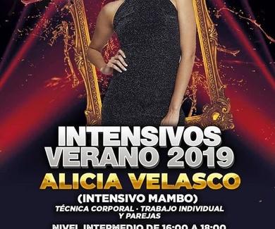INTENSIVO DE MAMBO CON ALICIA VELASCO