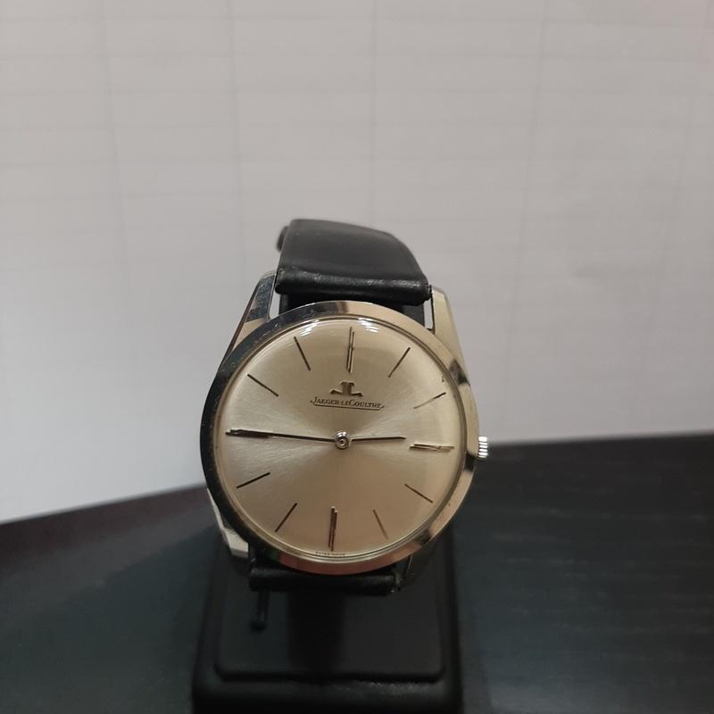 Reloj Jaeger - Lecoultre: Compra Venta de Oro y Plata de MR. SILVER & GOLD