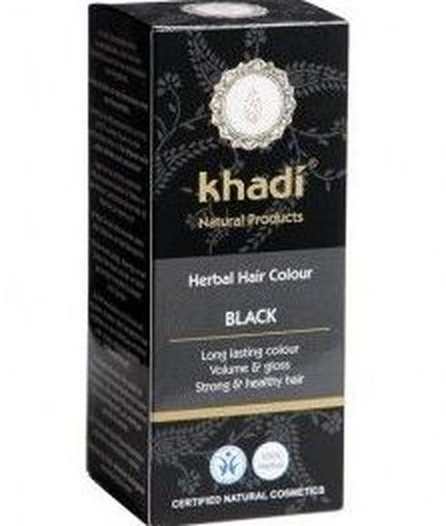HENNA COLOR NEGRO KHADI 100GR: Productos de Bionatura