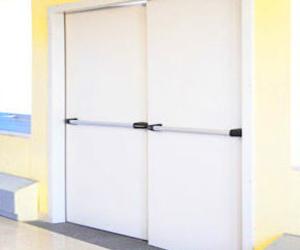 Puertas y cierres cortafuegos contra incendios certificadas: Farem Puertas Automáticas