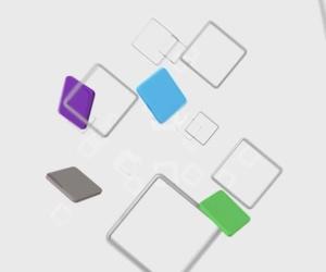 Interruptores de Diseño de la serie de Hager.