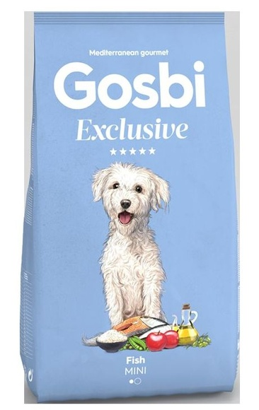 Exclusive Fish Mini: Productos y servicios de Més Que Gossos