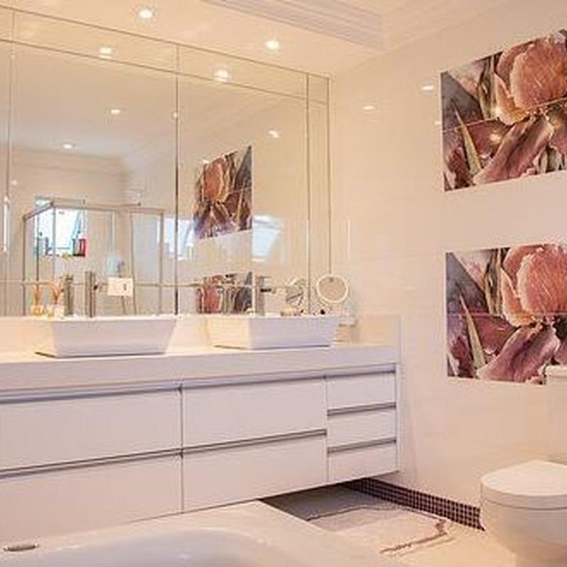 Reforma de baño: Reformas y materiales de Materiales de Construcción Montes León