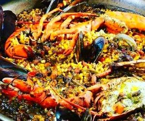 Menú Paella