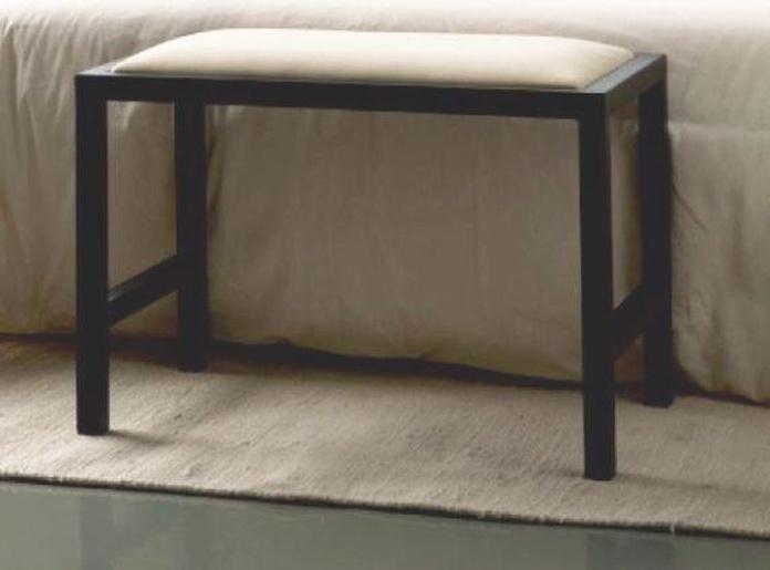 Banqueta Madrid: Catálogo de muebles de forja de Forja Manuel Jiménez