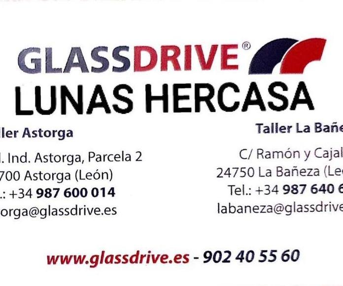 SERVICIO LUNAS GLASSDRIVE