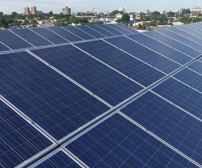 Energía solar: Servicios y productos de Clitecsa Andalucía