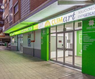 Tienda de eficiencia energética en Valencia