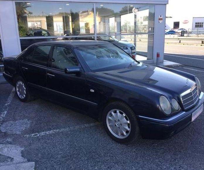 MERCEDES-BENZ Clase E E 300 DT ELEGANCE: Compra venta de coches de CODIGOCAR