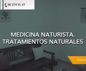 Médico homeópata en Valencia - Irene Soriano