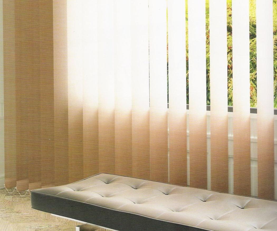 Ventajas de las cortinas verticales