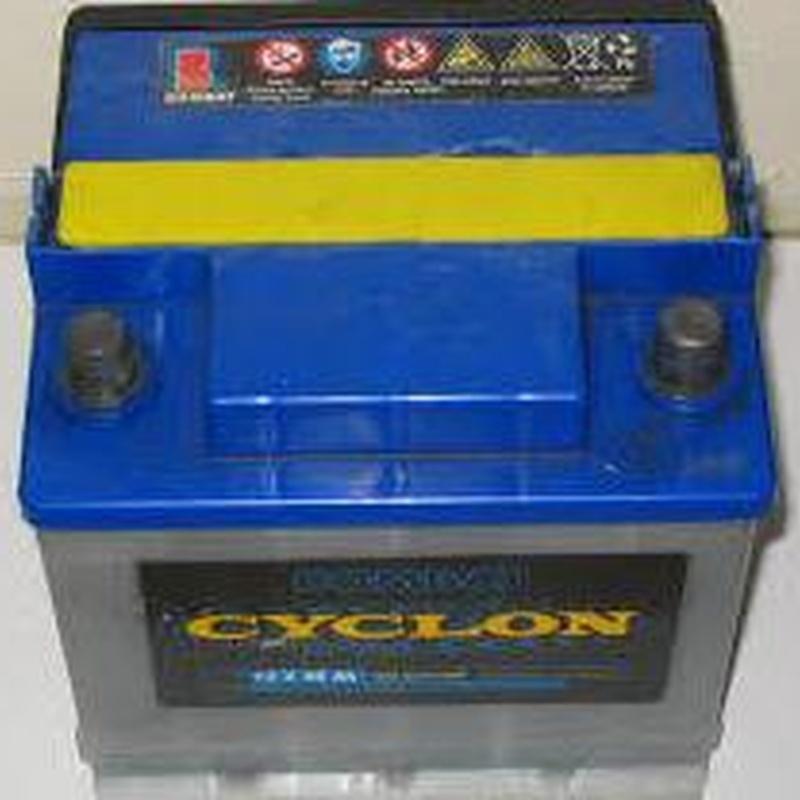 Baterías: Catálogo de Zigiauto