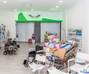 Galería de Ortopedia en Santa Cruz de Tenerife | Aloe Salud, Ortopedia Parafarmacia