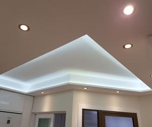luces en falso techo