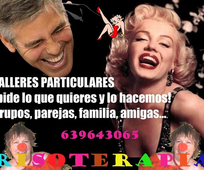 Risoterapia particular: Servicios  de Psicología y Coaching Mallorca.  639643065