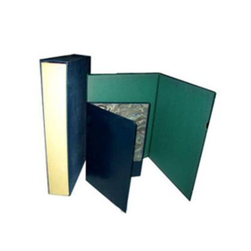 Carpetas: Nuestras cajas de Cartonajes Sánchez