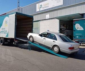Servicio traslado vehiculos