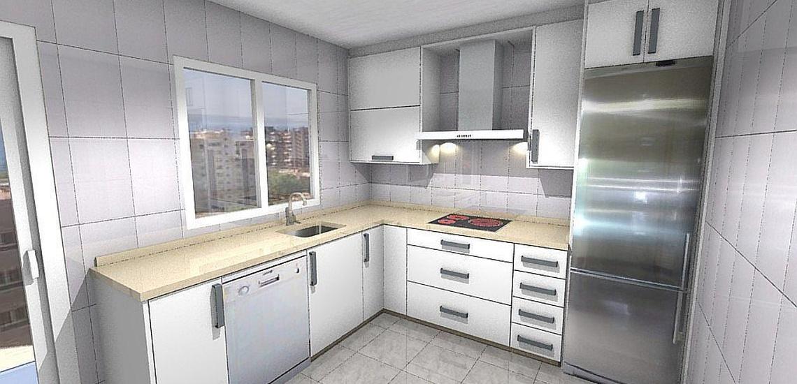 Cocinas y armarios a medida en Motril