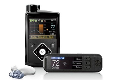Sistema integrado 640G Medtronic