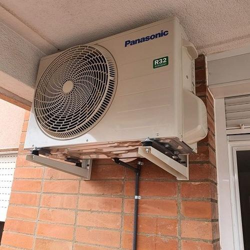 Instalación de aire acondicionado en Barcelona