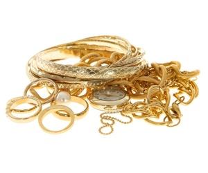 Vender oro en el barrio de Salamanca, Madrid