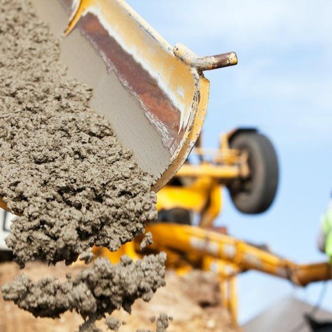 Diferencias entre cemento y hormigón