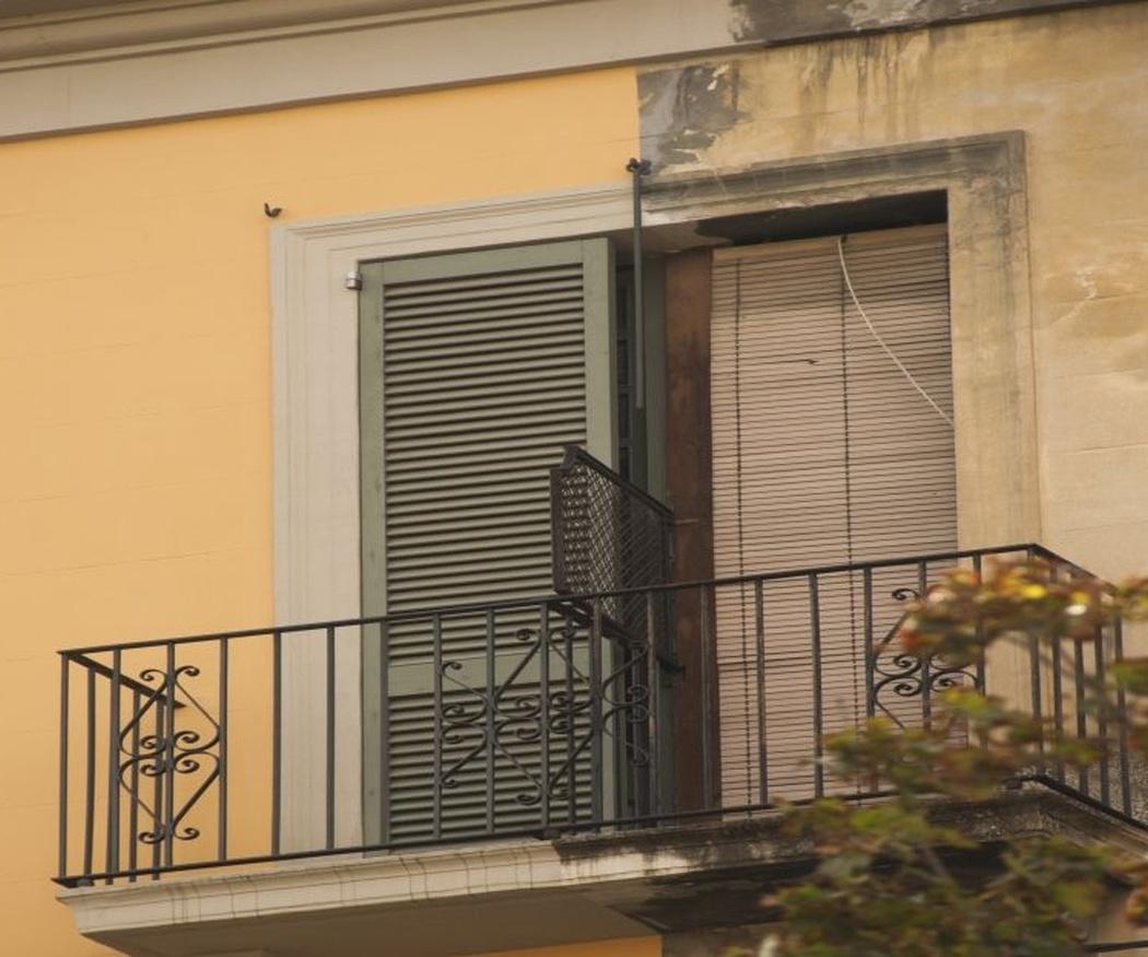Los principales culpables del deterioro de las fachadas