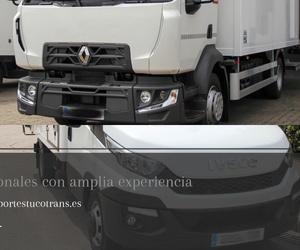 Empresas de transporte frigorífico en Alcalá de Henares | Tucatrans