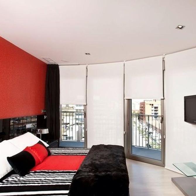 ¿Por qué debes escoger estores para la decoración de tu hogar?