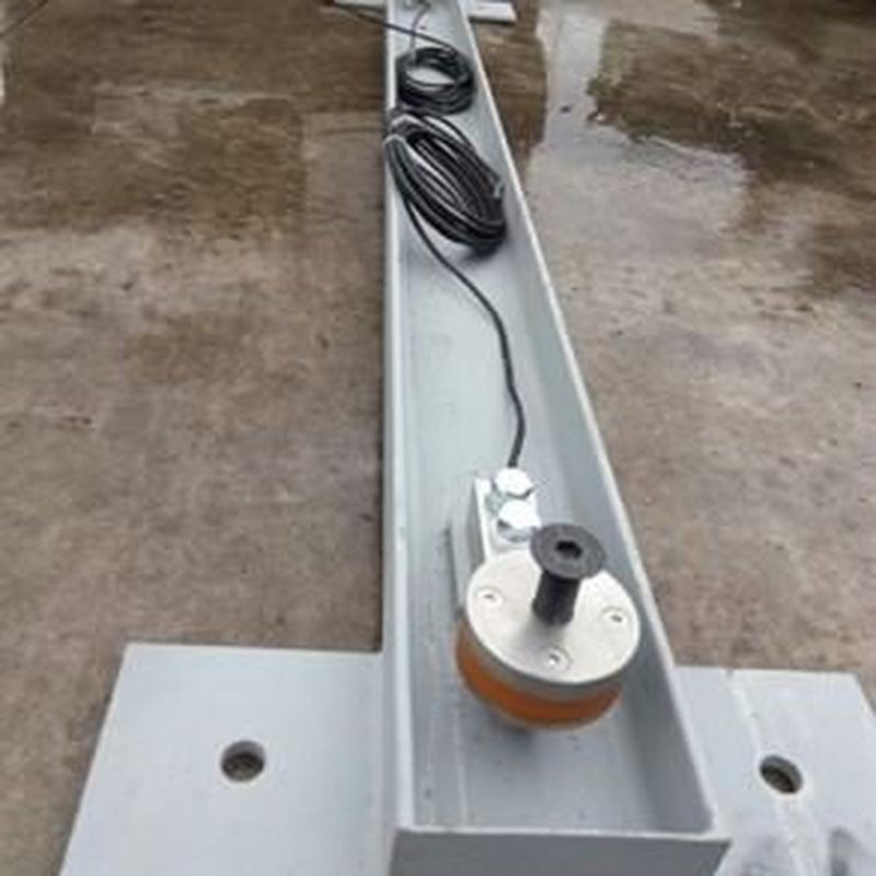 Plataforma integrada en camiones: Servicios de Pesajes La Mancha | Básculas Industriales