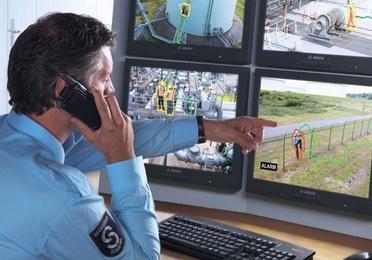 Vídeo análisis: sistemas de seguridad con cámaras IP