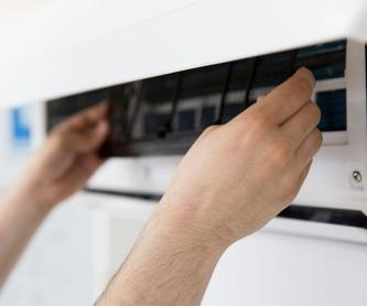 Promociones aire acondicionado: Servicios de Soluclima