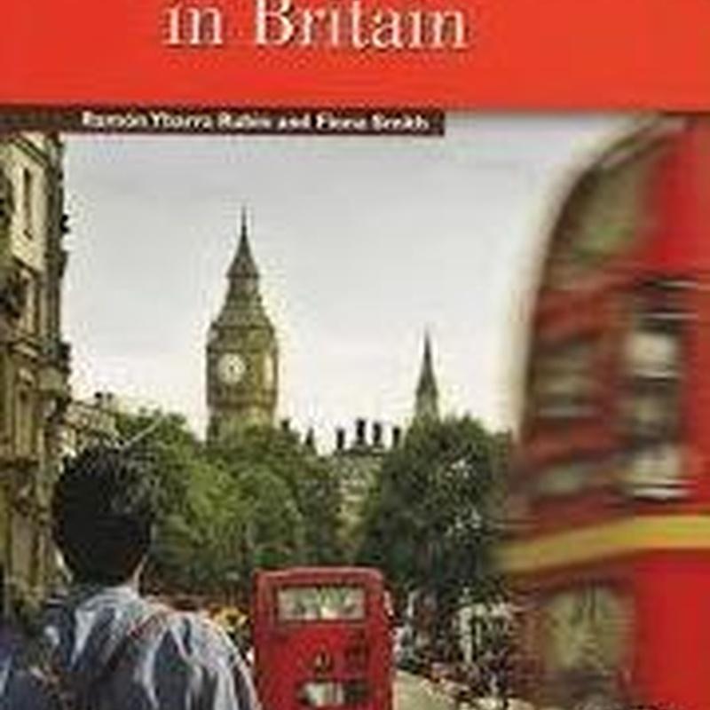 A FOREIGNER IN BRITAIN. BURLINGTON BOOKS