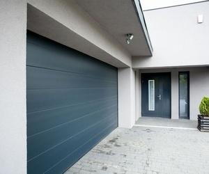 Puertas de entrada y puertas de garaje