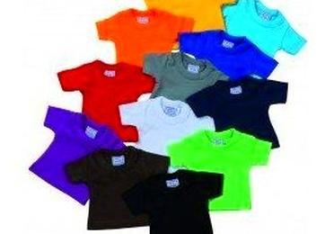 Mini camisetas