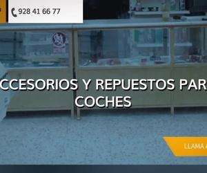 Tiendas de recambios para automóvil en Las Palmas | Faycan
