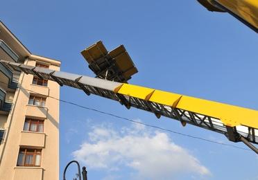Elevadores exteriores por fachada