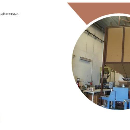 Café (importación y distribución) en La Mojonera | Café Mena