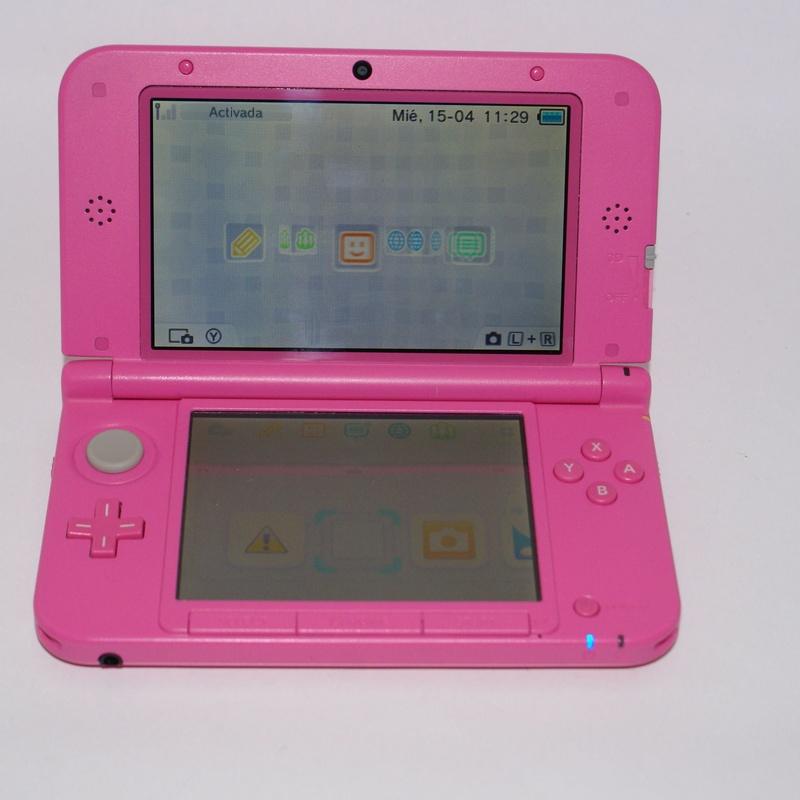 NINTENDO 3DS XL ROSA: Compra y Venta de Ocasiones La Moneta