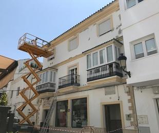 Impermeabilizaciones de cubiertas y fachadas