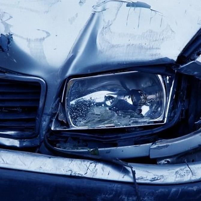 5 trámites en caso de accidente de tráfico