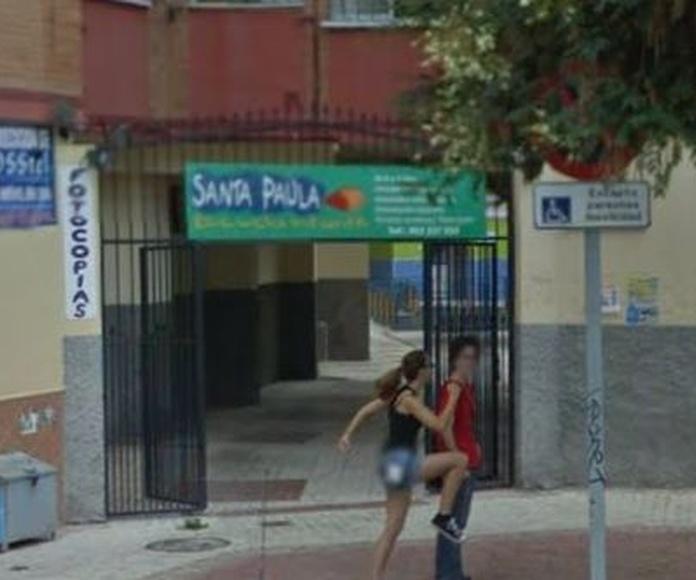 Escuela Infantil Santa Paula en Malaga