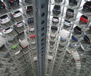 Curiosos parkings alrededor del mundo