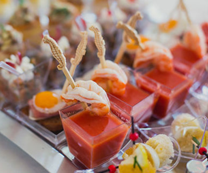 Catering Domenico para empresas en Madrid
