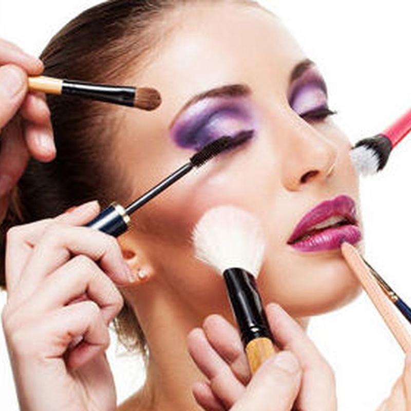 Maquillajes: Servicios de Arminza Peluquería