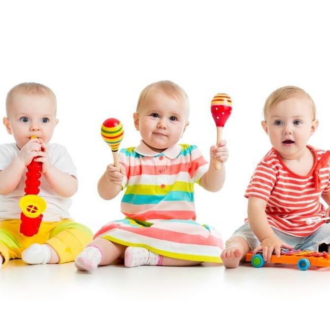 El papel de la música en el desarrollo neuronal infantil